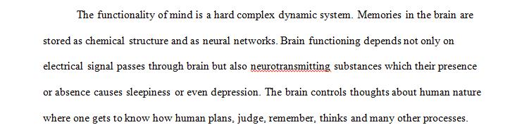 Brain Control of Human Nature